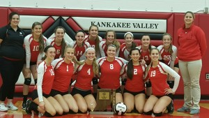 Volleyball Sectional