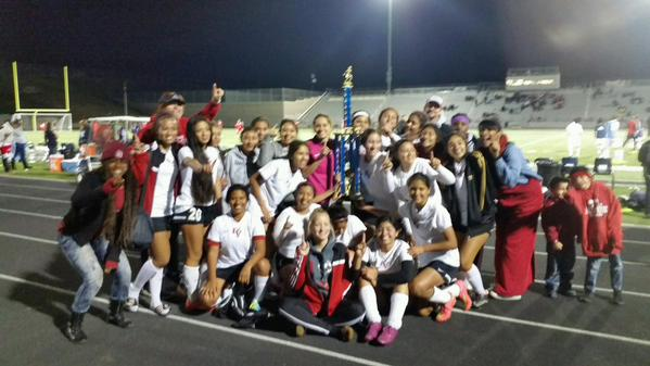 Girls Soccer Takes Title at Citrus Hill Tourney