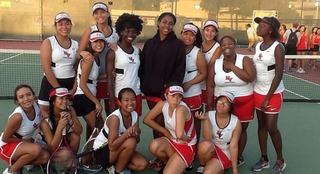 G. Tennis at IVL Finals