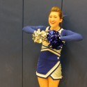 Cheer @ Boys Basketball vs St. Vincent 1/6/15