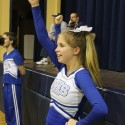 Cheer @ Pius on 1/15/15