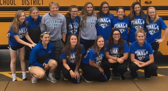 Watch/Listen to State Softball