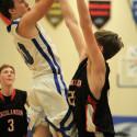 Boys' Junior Varsity Basketball vs Herky