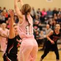 Varsity Girls' Basketball vs Herculaneum PINK game