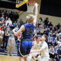 Varsity Boys' Basketball vs St Pius
