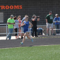 Track Meet @Cape Central windy day
