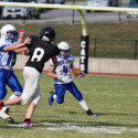 Middle School Football vs Herculaneum – It's a Tie! 9/13/17