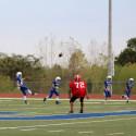 Middle School football vs Crystal City Win!  24-0