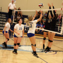 JV Volleyball vs Saxony Lutheran – Win