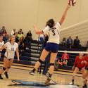Varsity Volleyball vs Herculaneum 10/12/17 It's a win!