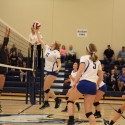 Varsity Volleyball vs Saxony Lutheran — Amazing games!  Win!10/09/17