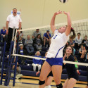 Varsity Volleyball vs St Pius 10/18/17
