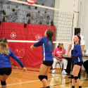 7th grade Middle School Volleyball vs Senn Thomas Midd Sch— Win!