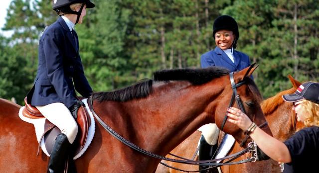 Equestrian Team Announced!