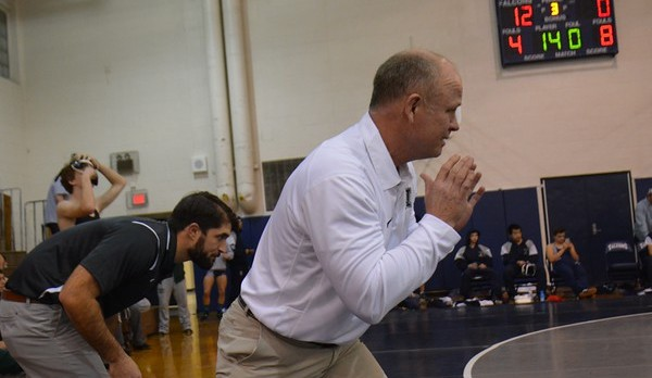 Wrestling Off To A Fast Start