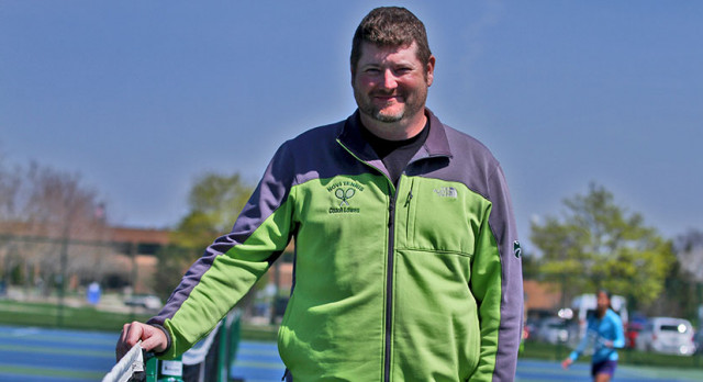 Lowes named Novi's New Varsity Boys' Tennis Head Coach