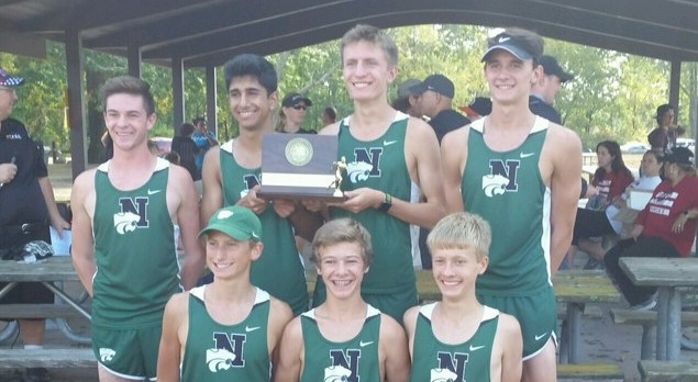 Wildcat Harriers are runners-up at O-Co, Mudel is County Champion
