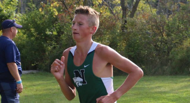 Boys XC 'Cats Show Improvement, Remain Undefeated in Duals