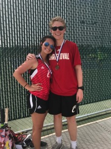 IC Mixed Doubles 3rd