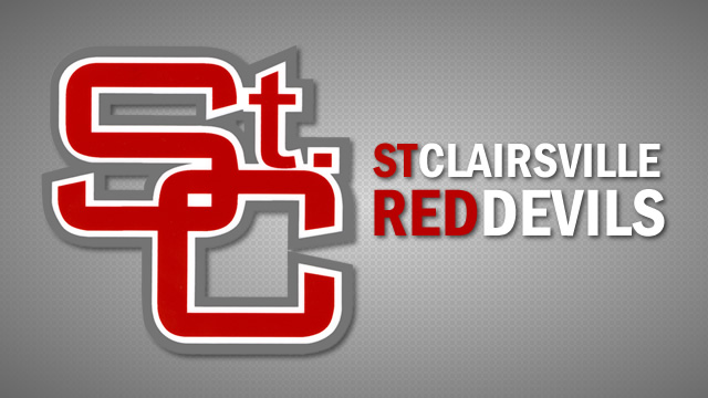 CONGRATULATION TO THE ST.CLAIRSVILLE BOYS DIVISION II STATE TRACK AND FIELD CHAMPIONS.