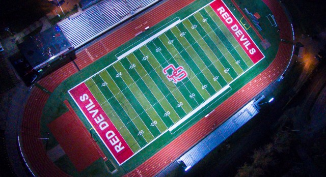 Red Devil Stadium