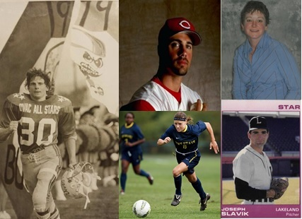 St. Clairsville High School 2015 Athletic Hall of Fame Inductees
