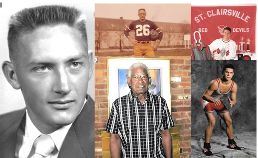 St. Clairsville High School 2016 Athletic Hall Of Fame Inductees