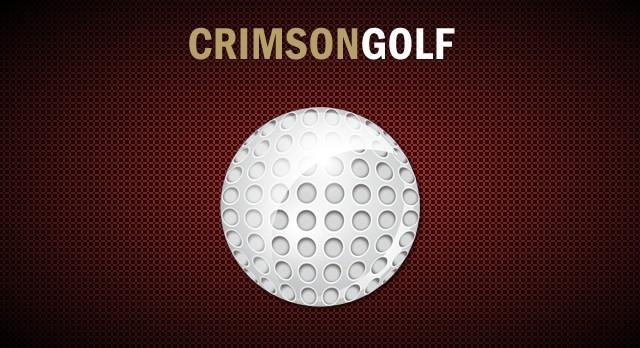Girls Golf: Crimson defeat Pirates 219-222