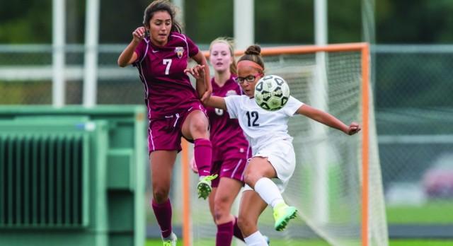 Girls Soccer: Topples Osseo