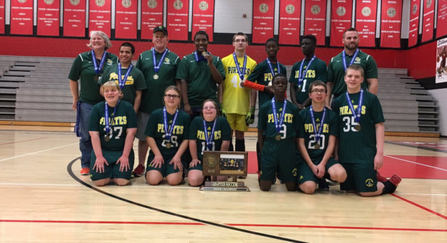 Adapted Soccer: State Champs!