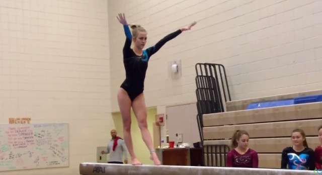 Gymnastics: Crimson set for State
