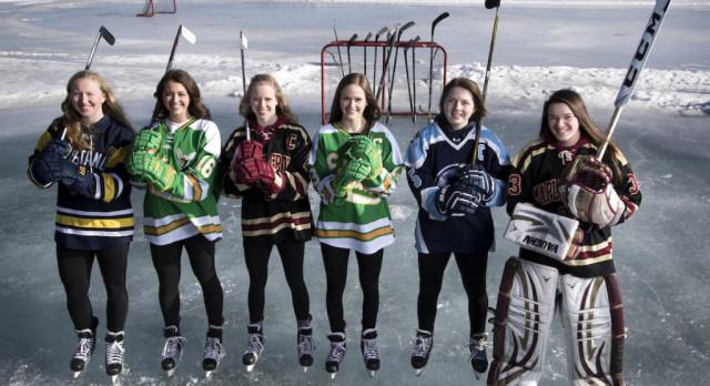 Girls Hockey: All-Metro Teams Released