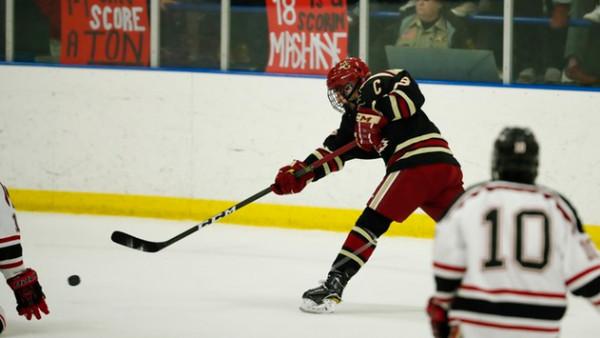 MN H.S.: Maple Grove's University Of Minnesota Commit Sam Huff - 2017 NHL Draft Profile