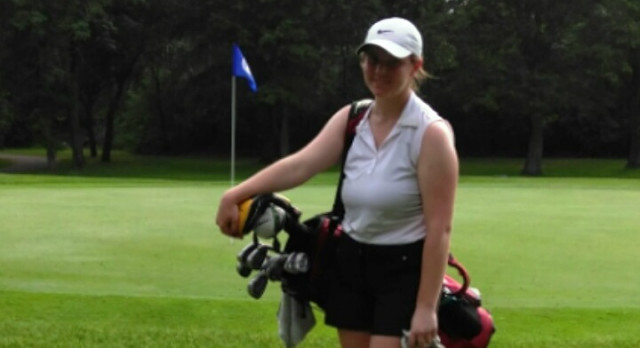 Girls Golf: Galloway in contention after Day 1