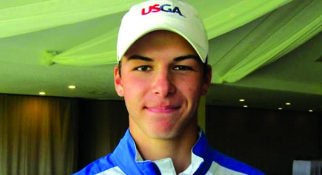 Boys Golf: Nate Adams wins Hurricane Junior title