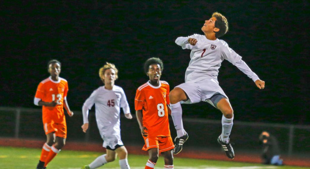 Boys Soccer: Top-seed hoists the 2A Section 8 crown