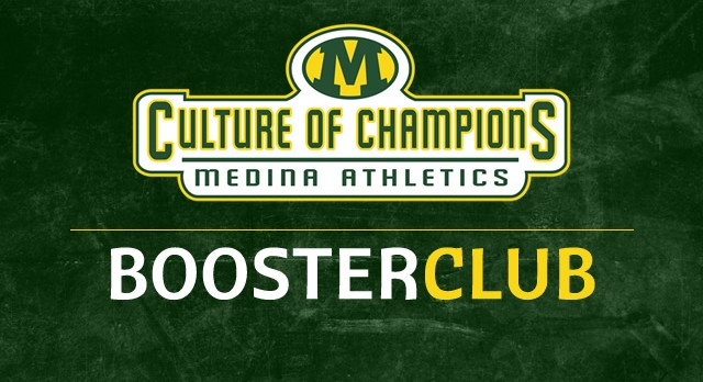 Medina Athletic Boosters needs your help!