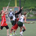 MEDINA GIRLS LAX 1ST PLAYOFF GAME 2014