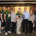 Sponsors Awarded MHS Helmets