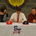 Tucker Paul Signs With Newberry College