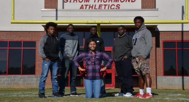 STHS Players Build Memories at SC-GA Border Bowl IV