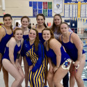 Girls Swimming & Diving