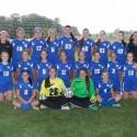 STMA Lady Knights Varsity Soccer Team