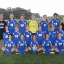STMA Lady Knights JV Soccer Team