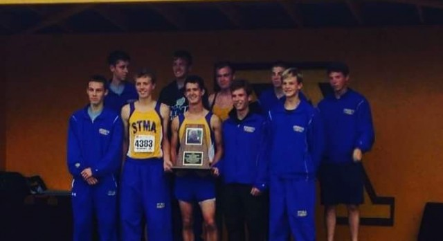 STMA Cross Country-Roy Griak Results