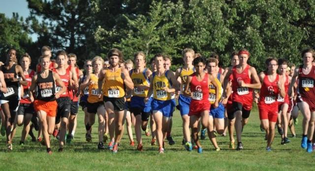 Boys Cross Country Opens Regular Season in Monticello