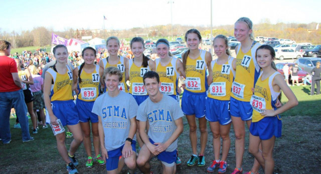 Lady Knights Wrap Up Season With State Meet and Banquet