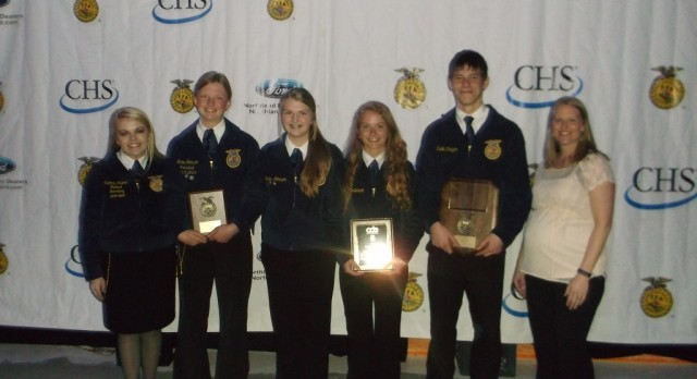 FFA Hits High Honors