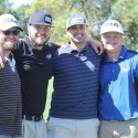 Golf Team Fundraiser at Umstead Pines with Alumni and Friends