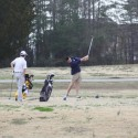 Golf at Person